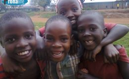 New project - construction of a children's home in Uganda